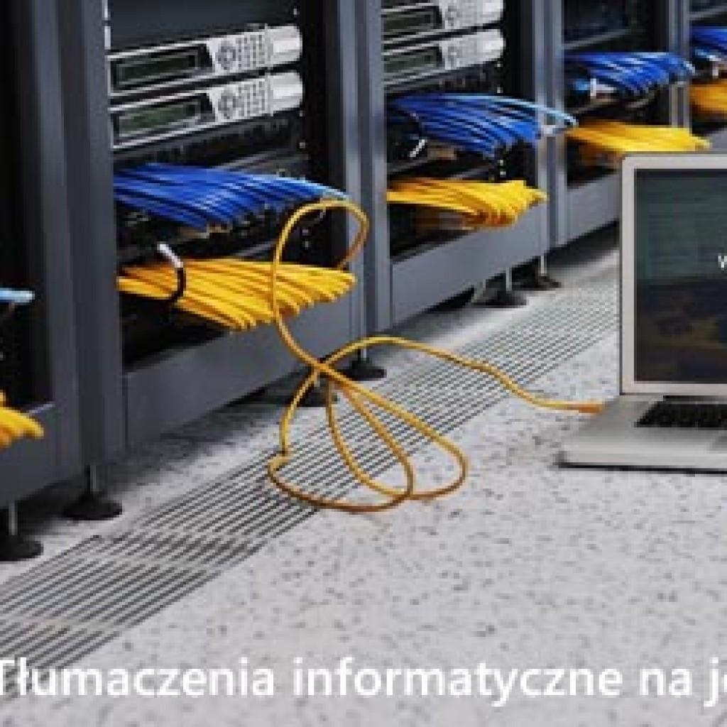 Tłumaczenia informatyczne na język rosyjski