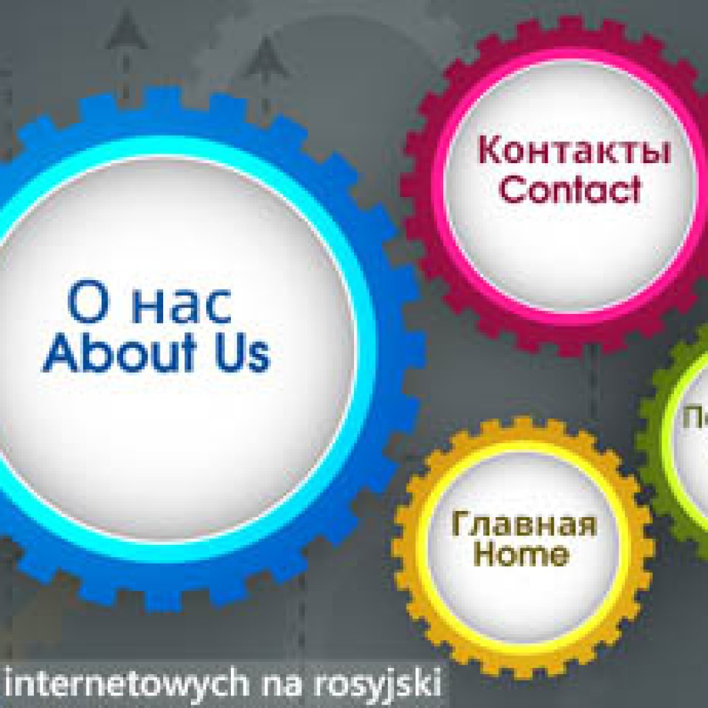 Tłumaczenie stron internetowych na rosyjski