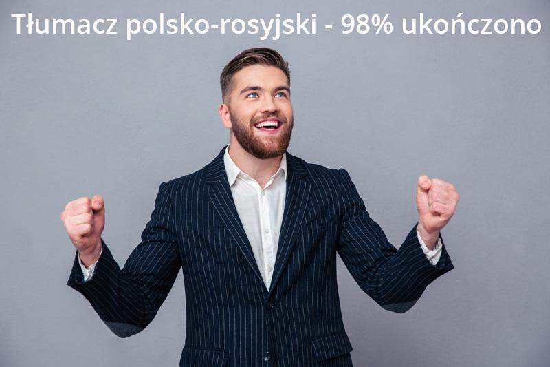 tłumacz polsko-rosyjski